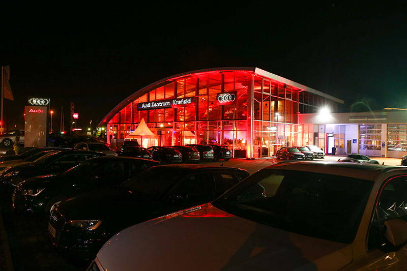 Audizentrum in Krefeld
