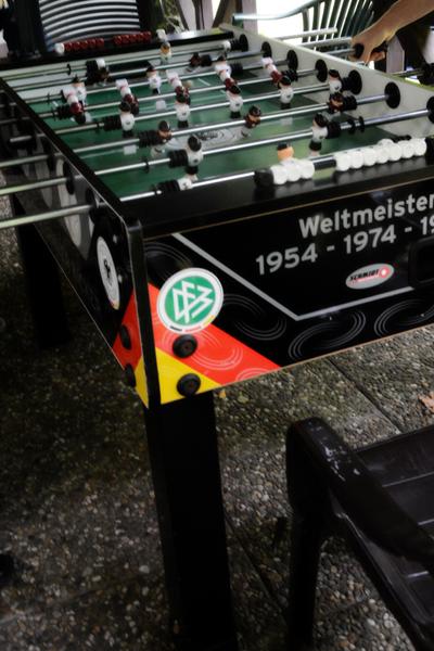 Tischkicker Deutscher Fußballbund