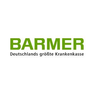 Casino4Home Referenzen - BARMER Logo