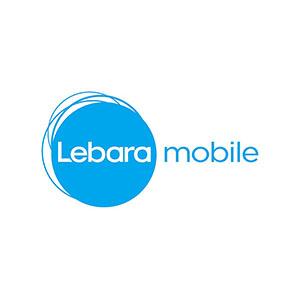 Casino4Home Referenzen - Lebara Mobile Logo
