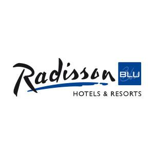 Casino4Home Referenzen - Radisson Blu Logo