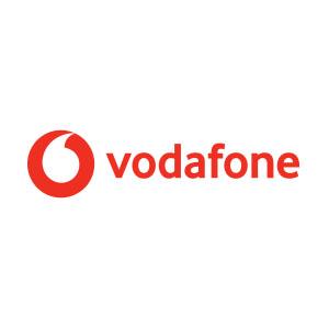Casino4Home Referenzen - Vodafone Logo