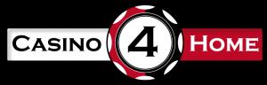 Casino4Home Logo