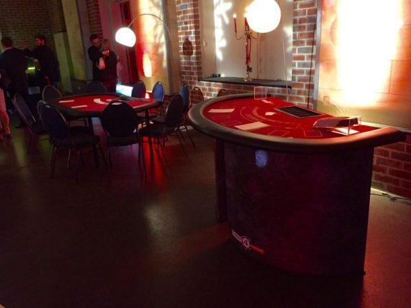 Casino mieten für eine Firmenfeier in München
