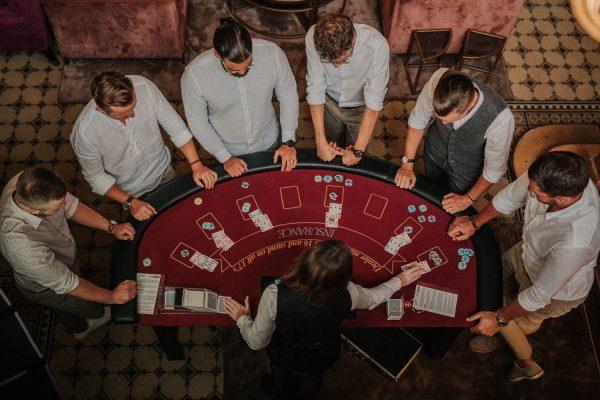 Black Jack Casino Hochzeit